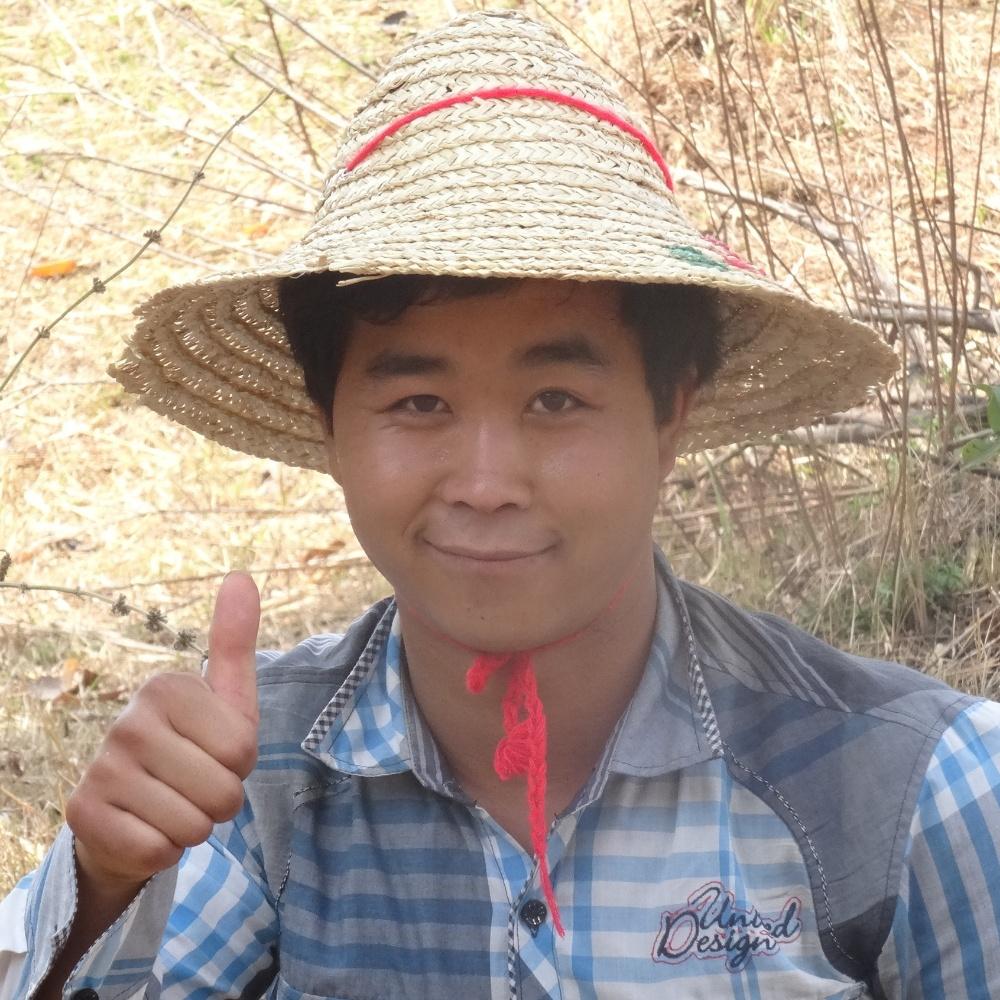 San Oo, notre merveilleux guide pendant le trek